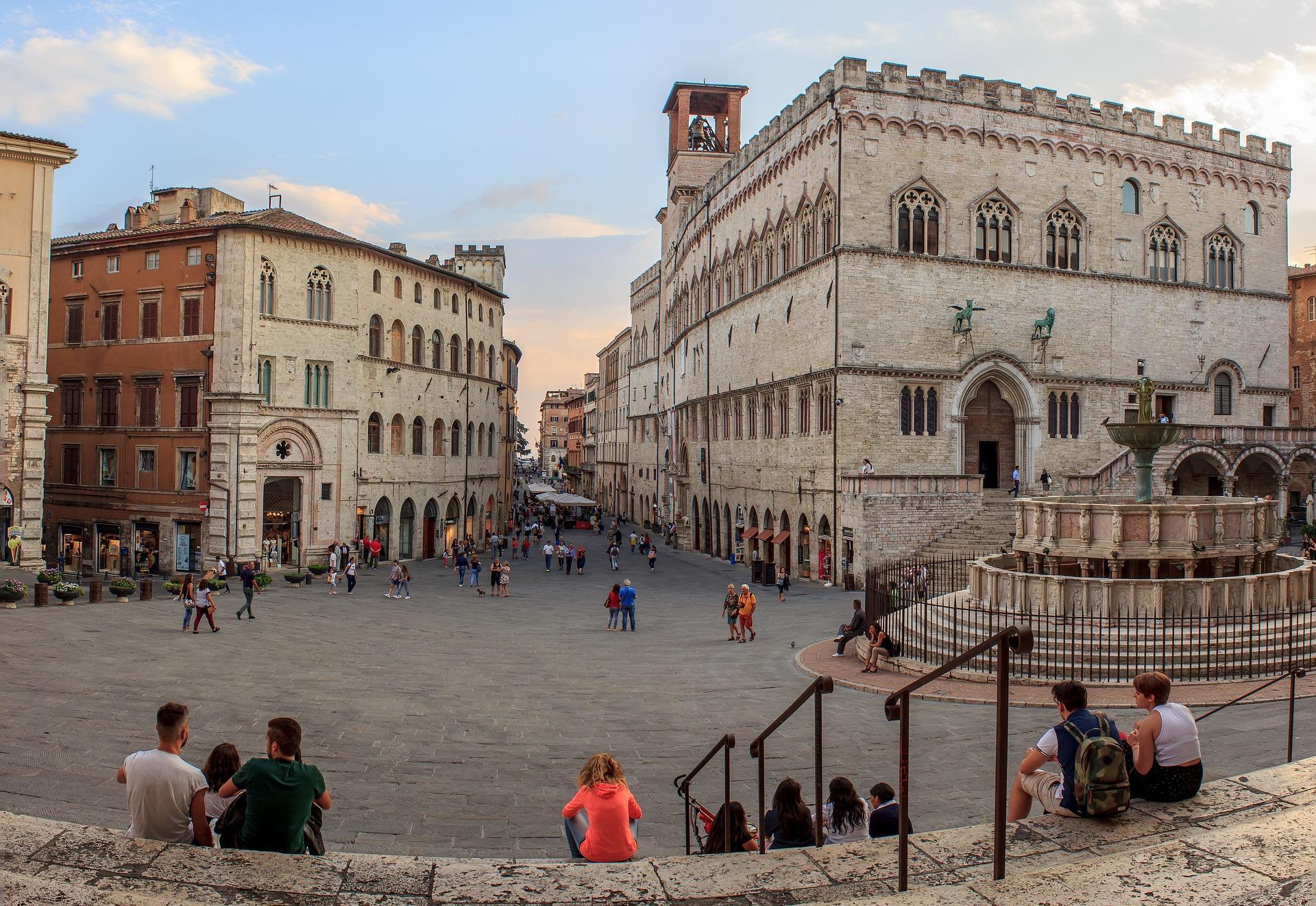 545c1faa83 Perugia, una città dai mille volti culla del cioccolato - La Voce di Rovigo