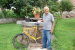Compie 91 anni il ciclista Arrigo Padovan