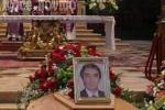 Duomo stracolmo per l'ultimo saluto a Giorgio Marassi
