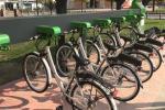 Danneggiate le bici del Bike sharing