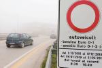 Auto inquinanti, pochi controlli