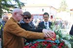 """""""Addio Gianpietro"""". L'omaggio dei colleghi e della gente"""