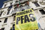 """""""Pfas, che disastro: daremo battaglia daremo battaglia nel nome del popolo inquinato"""""""