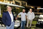 Albarella invasa da golf car