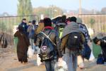 Oltre 30 profughi nella frazione di 300 anime.