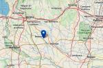 Tre scosse di terremoto in rapida sequenza sul confine con il Polesine