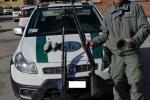 Maxi operazione contro i bracconieri, scattano i sequestri