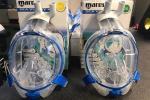 Le maschere da sub diventano salvavita negli ospedali Covid
