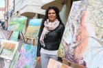 Il centro storico si riempie di opere d'arte: è l'invasione del bello in città