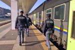 """""""Gridando trasmettono il Coronavirus"""" e fu così che si scatenò il caos all'interno del treno."""