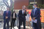 Il Presidente Luca Zaia a Rosolina per sostenere la candidatura di Michele Grossato