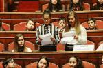 Orgoglio under 13 in Senato