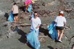 In 100 a pulire la spiaggia di Boccasette