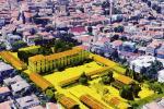Spunta il vincolo archeologico sulla Silvestri: ci sono i giardini napoleonici