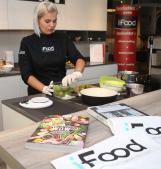 La food blogger ai fornelli... alla Scavolini