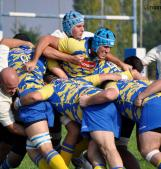 Partenza sprint per il Frassinelle Rugby