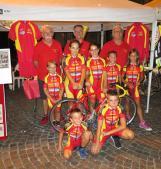 Premiati i campioni della Liberi Ciclisti Adria