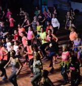 Zumbathon: musica, ballo e solidarietà