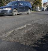 Sarzano e Mardimago, l'asfalto è solo un ricordo