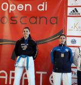 Doppio oro per Elena Roversi