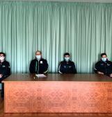 """Tre giovanissimi volontari nelle ambulanze della Croce Verde: """"Vogliamo aiutare contro il virus"""""""