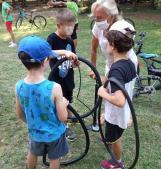 La cultura della bicicletta, prima si impara meglio è...