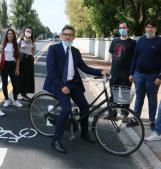 Ora andare a scuola in bici è più sicuro
