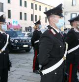 Sono arrivati 15 nuovi carabinieri in Polesine