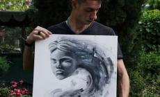 Elia, giovane artista poliedrico