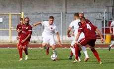 L'Adriese vince il derby con la Clodiense, un punto per il Delta