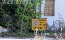 Ex caserma Silvestri, una giungla