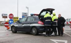 Incessanti i controlli della Polizia a aree verdi, persone e negozi