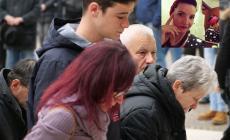 Lacrime e commozione per Cinzia Baccaglini