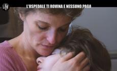 """""""Le Iene"""" in ospedale, arrivano i carabinieri"""