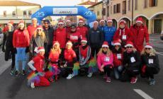 I Babbi Natale invadono Porto Viro