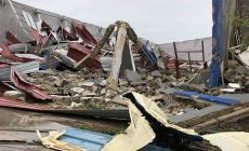 Missionario polesano nel mezzo del ciclone