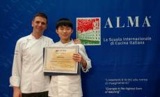 Shulin Qiu nell'olimpo degli chef