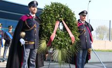 Anniversario dell'uccisione di Samuele Donatoni, una corona per ricordare l'eroe