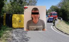 Ubriaco si ribaltò con lo scuolabus: via anche l'obbligo di firma