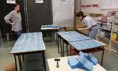 Seggi aperti fino alle 23 per eleggere 33 nuovi sindaci