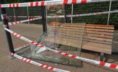 La città in mano ai baby vandali: danni e indagini