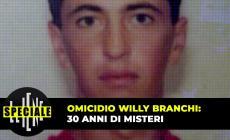 Questa sera nuovo speciale dell'omiciodio di Willy Branchi su Le Iene, Italia uno