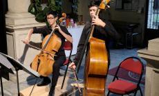 Cappuccino e musica per i giovani talenti