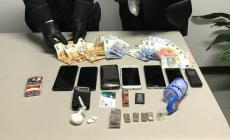 Evasione e droga: due arresti