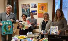20mila euro per le biblioteche