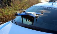 Via libera all'uso dei droni per i controlli degli irresponsabili che non restano a casa