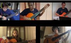 """La scuola media Casalini festeggia i """"tre compleanni"""" con un video musicale"""
