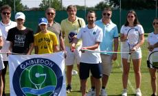I sindaci del Polesine si sfidano a tennis!