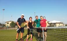 Primo torneo di tennis tra sindaci: ecco i vincitori