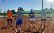 Riprendono i corsi di tennis
